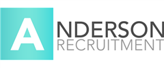 Jobs from Anderson Recruitment Ltd