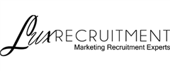 Jobs from Lux Recruitment Limited
