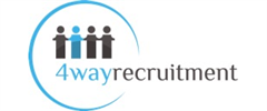 Jobs from 4Way Recruitment Ltd