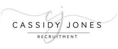 Jobs from Cassidy Jones Recruitment Ltd