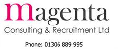 Jobs from Magenta Consulting & Recruitment Ltd