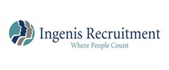 Jobs from Ingenis Recruitment Ltd
