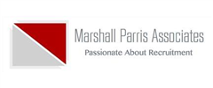 Jobs from Marshall Parris Associates