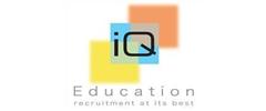 Jobs from IQ EDUCATION RECRUITMENT LTD