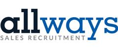 Jobs from ALL WAYS SALES LTD T/A All Ways Sales Recruitment