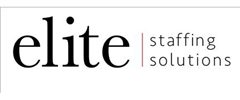 Jobs from Elite Staffing Solutions