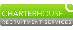 Jobs from Charterhouse Recruitment Ltd