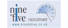 Jobs from nine to five recruitment
