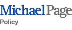 Jobs from Michael Page Policy