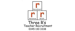 Jobs from Three R's Limited