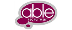 Jobs from Able Recruitment Services Ltd
