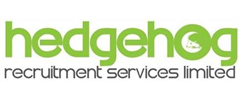 Jobs from Hedgehog Recruitment Services Limited