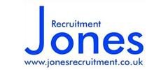 Jobs from JONES RECRUITMENT