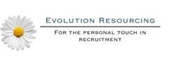 Jobs from Evolution Resourcing Ltd