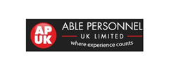 Jobs from Able Personnel UK Ltd
