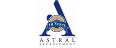 Jobs from Astral Recruitment