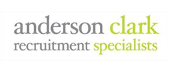 Jobs from Anderson Clark Limited