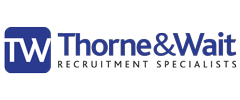 Jobs from Thorne and Wait
