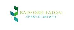 Jobs from Radford-Eaton Appointments Ltd