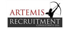 Jobs from Artemis Recruitment Consultants Ltd