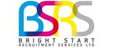 Jobs from Bright Start Recruitment Services Limited