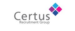 Jobs from Certus Sales Recruitment