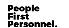 Jobs from People First Personnel