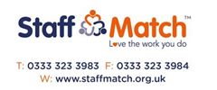 Jobs from Staff Match