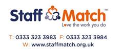 Jobs from Staff Match