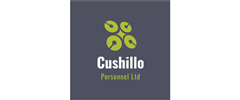 Jobs from Cushillo Personnel Ltd