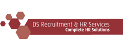 Jobs from DS Recruitment & HR Services