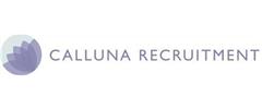 Jobs from Calluna Recruitment Limited