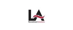 Jobs from LA Recruitment Solutions