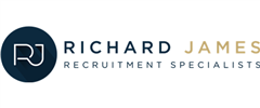 Jobs from RICHARD JAMES RECRUITMENT SPECIALISTS LTD