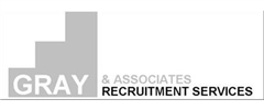 Jobs from Gray & Associates Recruitment Services