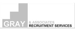 Jobs from Gray & Associates Recruitment Services