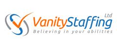 Jobs from Vanity Staffing Ltd