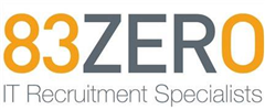 Jobs from 83zero Ltd
