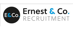 Jobs from  Ernest & Co Recruitment Limited