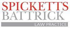 Jobs from Spicketts Battrick Law Practice