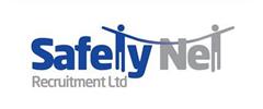 Jobs from Safety Net Recruitment Ltd
