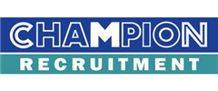 Jobs from Champion Recruitment