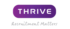 Jobs from Thrive Recruitment