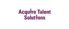 Jobs from Aquire Talent Solutions