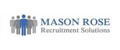 Jobs from Mason Rose Recruitment Solutions Ltd