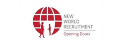 Jobs from 	 New World Recruitment Limited