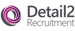 Jobs from Detail 2 Recruitment Limited