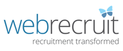 Jobs from Webrecruit