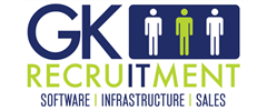 Jobs from GK Recruitment