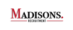 Jobs from Madisons Recruitment Ltd